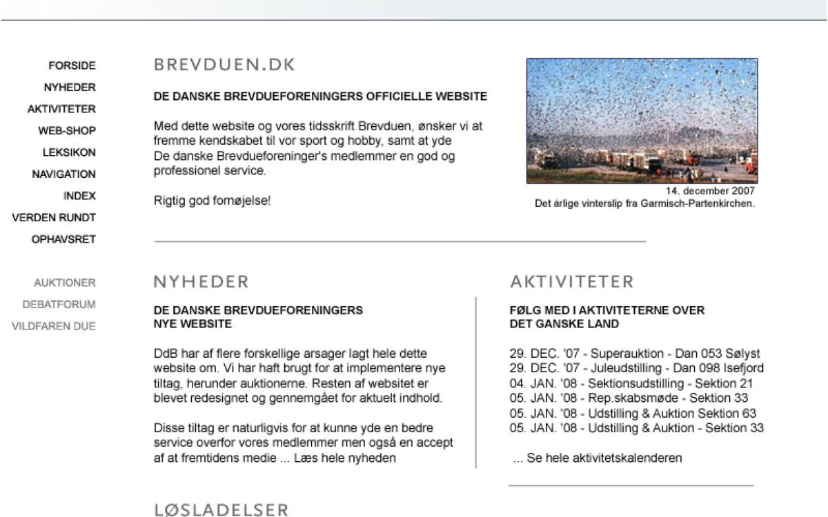 De Danske Brevdueforeninger