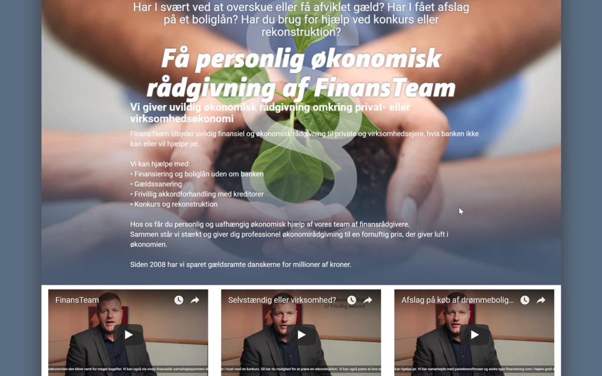 Finansteam - Økonomisk rådgivning