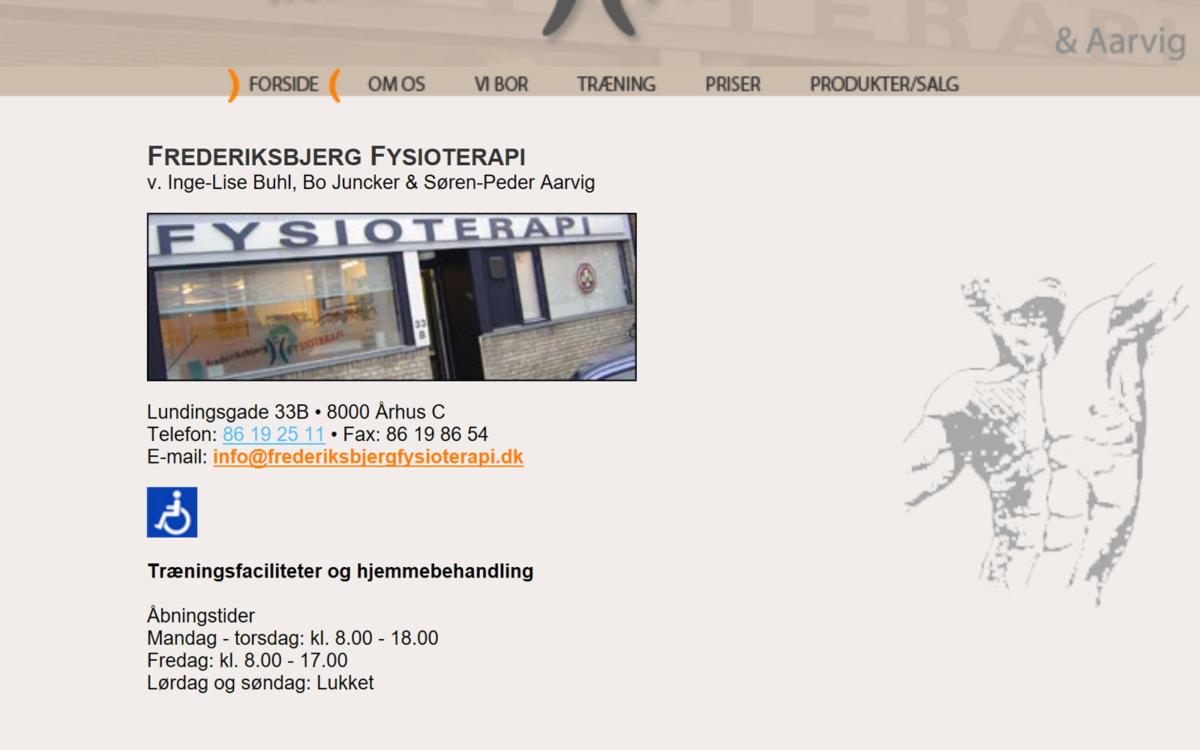 Frederiksbjerg Fysioterapi