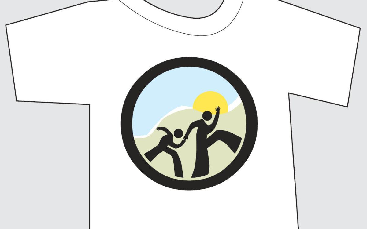 T-shirt - GoTur - Glade Børn Ude